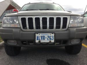 2002 Jeep Grand Cherokee Laredo - Olympic Ed. SUV, Crossover