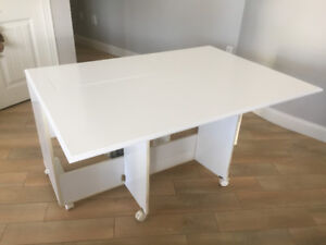 Large Surface Sewing Desk For Sale