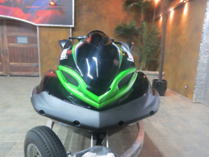 Kawasaki Jet Ski Ultra 300 only 14 hours
