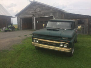 PICK UP 1966 GMC COMPLET