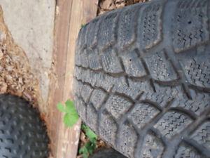 195/65r15 tires 5bolt rims winter tires
