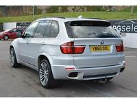 BAD CREDIT CAR FINANCE AVAILABLE 2011 60 BMW X5 3.0d M SPORT xDRIVE 7 SEATER