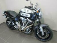 YAMAHA MT-01, 06 REG 9166 MILES, 1700cc V-TWIN WITH DOMINAT R EXHAUST CANS...