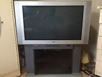 Sony flat tv screen 36 inch