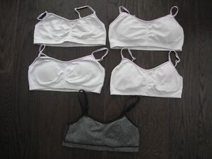 5 Girls Justice Sports Bras Size 34