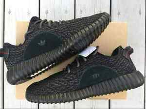 Yezzy 350 boost pirate black