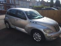 Chrysler PT cruiser 2005 2.2 diesel 143bhp
