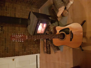 GUITAR - Takamine 12 String Acoustic Electric