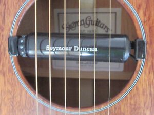 Quality Sigma With (or Without) Seymour Duncan Pickup