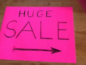 Huge garage sale in Discovery Ridge this Saturday