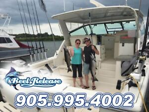 Best Great Lakes Salmon Fishing Charter