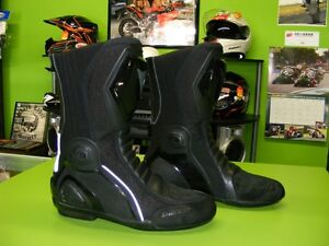 Dainese Boots - Size 8 1/2 - Euro 42 at RE-GEAR