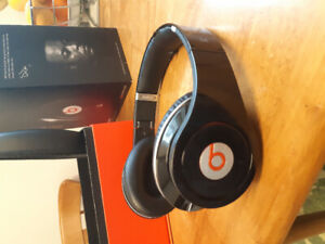 Clone Beats by Dre Studio Headphones -Good Condition