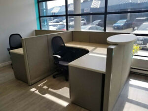 NEW STAFF? Need cubicles, workstations or desks FROM $500