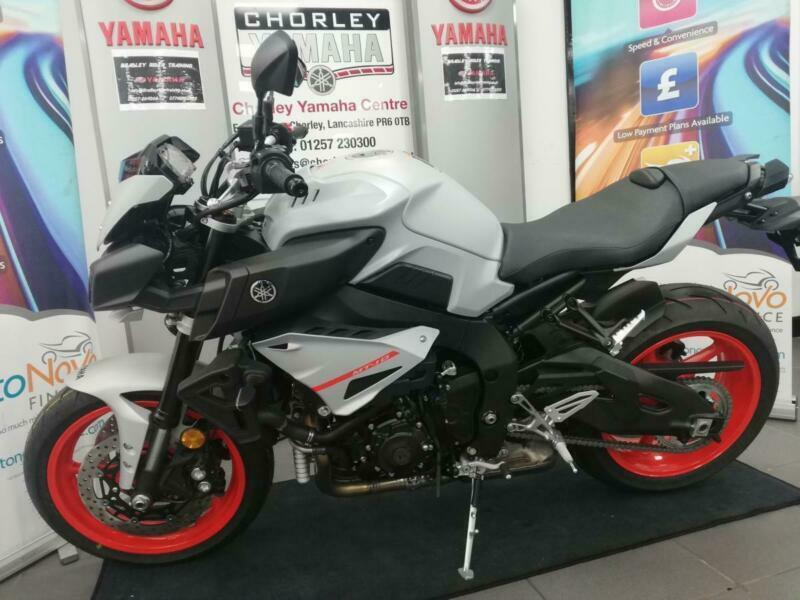 YAMAHA MT10 IMMACULATE DELIVERY ARRANGED P/X WELCOME | in Chorley,  Lancashire | Gumtree