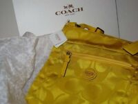 COACH saccoche/crossbag neuf/new AUTHENTIC