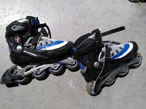 patin à roues alignés