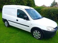 "NO VAT /VAUXHALL COMBO 2000 CDTI 1.3 DIESEL VAN "" EXCELLENT CONDITION"