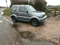 2006 Suzuki Jimny 1.3 VVT JLX + 3dr ESTATE Petrol Manual