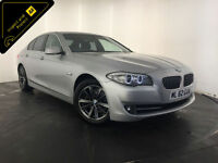 2012 62 BMW 520 EFFICIENT DYNAMICS DIESEL 184 BHP 4 DOOR SALOON FINANCE PX
