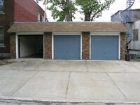 GARAGE SIMPLE 10' X 20' A LOUER