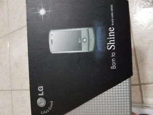 LG Phone - LG SHINE - GREAT CONDITION!