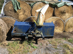 7 ft snowblower for tractor