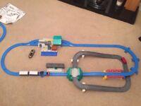 Thomas tank engine train set