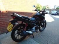 2016 (16) YAMAHA GLR125/CB125F - LEARNER LEGAL
