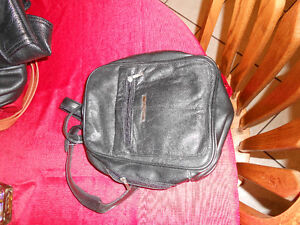 leather backpack ladies purse