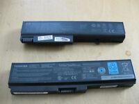 2 batterie pour ordi portable
