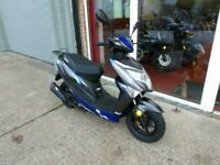 Lexmoto Echo 50cc 50 Moped scooter