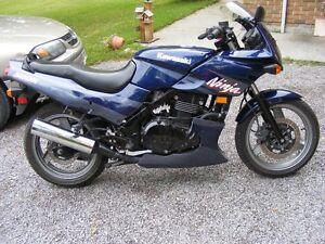 2004 Ninja 500