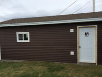 Sheds, Home Renos, Basement development