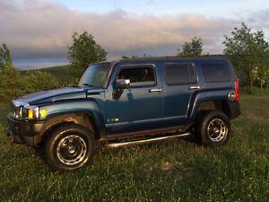 2006 HUMMER H3 SUV, Crossover