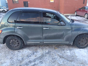 2003 Chrysler PT Cruiser OUI Berline
