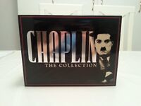 CHAPLIN THE COLLECTION/ Hilarious Must See Bargain!!!