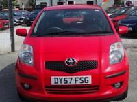 2008 Toyota Yaris 1.3 TR Multimode 3dr