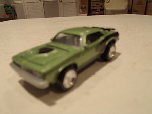 Loose Limelight Green 1971 '71 PLYMOUTH HEMI CUDA 426/425 by JOH Sarnia Sarnia Area image 8
