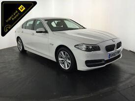 2013 63 BMW 520D SE 4 DOOR SALOON 1 OWNER BMW SERVICE HISTORY FINANCE PX WELCOME