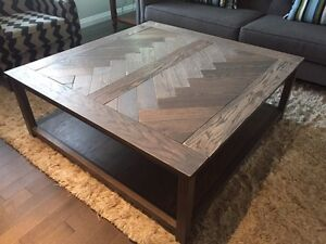 Custom coffee tables and more