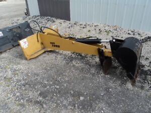 boomer 2000 backhoe attachment