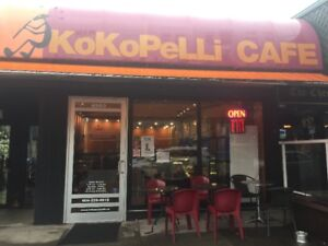 WELL ESTABLISHED COFFEE SHOP FOR SALE ,VANCOUVER WEST