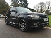 2013 Land Rover Range Rover Sport 3.0 SDV6 HSE 5dr Auto 5 door Estate
