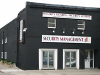 Hiring Security Guards all over the GTA