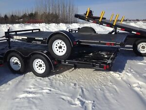 """New"" Rainbow Single Axle Utility Trailers"