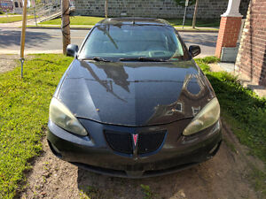 2004 Pontiac Grand Prix GT2 Berline