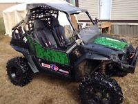 2011 rzr 800s with TONS of extras