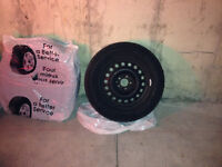 235/65/R17- Winter Tires/Rims Need Gone