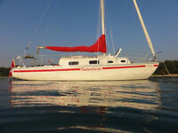 Hughes 29' Sloop - Great condition, great price